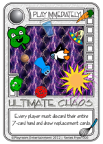 Ultimate Chaos