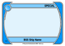 J2J Fan Art Ship Template thumbnail